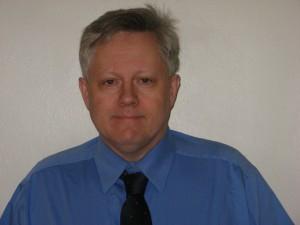portrait of Keith Stine