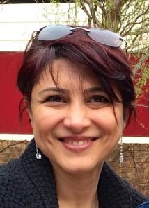 Pegah Jalili portrait