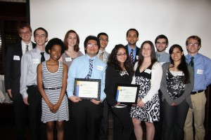 Outstanding college students 2013