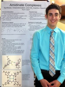 Ryan Lappin, Grade 12, Timberland High School, Wentzville, MO