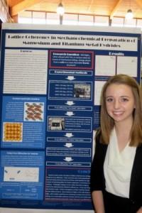 Katherine Balfany, Grade 12, Wentzville Holt High School, Wentzville, MO