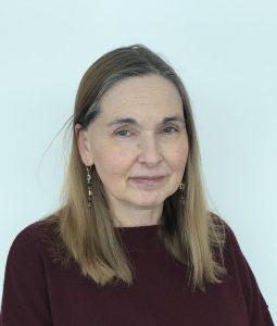 portrait, Susan Riordan