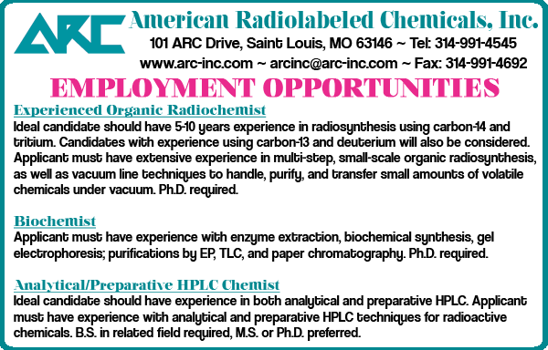 American Radiolabeled Chemicals Ad