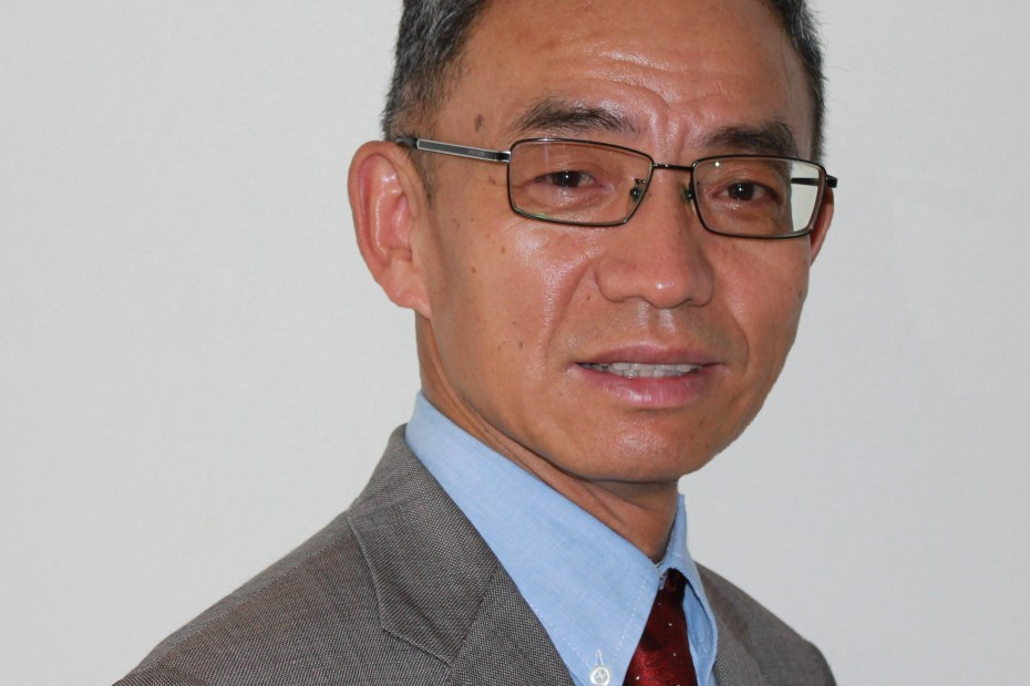 portrait, Qingfeng Ge